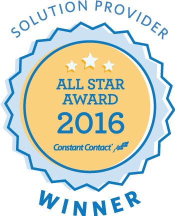 2016 Constant Contact Solution Provider All Star