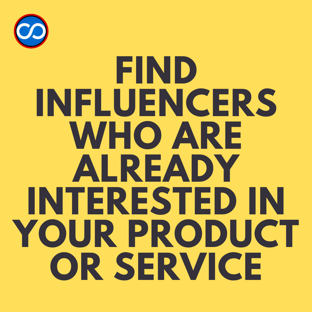 find influencers online
