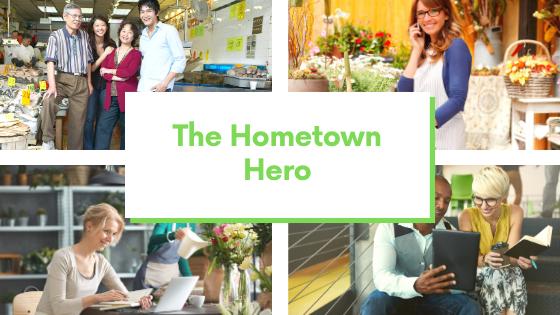 Hometown Hero Brand Personality