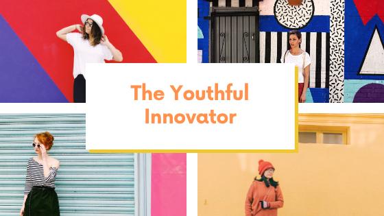 Youthful Innovator Brand Personality